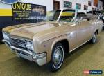 1966 Chevrolet Impala Convertible for Sale