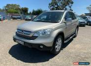 2007 Honda CR-V MY07 (4x4) Luxury Champagne 5 SP AUTOMATIC Wagon for Sale