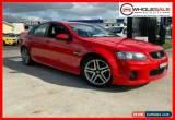 Classic 2011 Holden Commodore VE II SV6 Red Automatic 6sp A Sedan for Sale