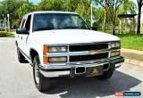 Classic 1994 Chevrolet Suburban 4x2 6.5 turbo diesel silverado 2500 for Sale