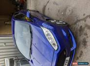 2014 ford fiesta st180 for Sale