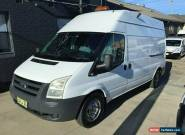 2010 Ford Transit VM MY08 High (LWB) White Manual 6sp M Van for Sale