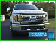 2019 Ford F-350 SD DUALLY - LOADED - 6.7L POWERSTROKE DIESEL - BEST DEAL ON EBAY for Sale