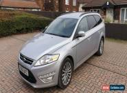 2012 Ford Mondeo Zetec Business Edition 2.0 Tdci Diesel Estate Spares or Repair for Sale