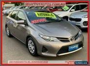 2014 Toyota Corolla ZRE182R Ascent Bronze Automatic 7sp A Hatchback for Sale