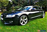 Classic Audi A5 3.0TDI Quattro Black 300BHP DPF Delete for Sale