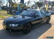 2004 Holden Crewman VY II SS Automatic A Utility for Sale