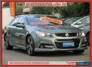2015 Holden Commodore VF MY15 SV6 Grey Automatic 6sp A Sedan for Sale
