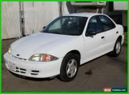 2001 Chevrolet Cavalier Sedan for Sale