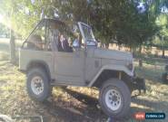 1980 Toyota LandCruiser  FJ40 Shorty for Sale