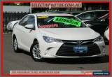 Classic 2017 Toyota Camry ASV50R MY16 Altise White Automatic 6sp A Sedan for Sale