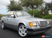 1993 Mercedes-Benz 300CE Convertible for Sale