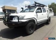 2012 Toyota Hilux KUN26R MY12 SR5 Double Cab Automatic 4sp A Utility for Sale