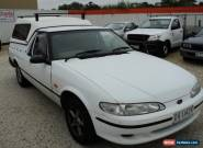 Ford Falcon 1997 GLi 1 tonne Tradesman canopy as traded no reg no rwc no plates for Sale