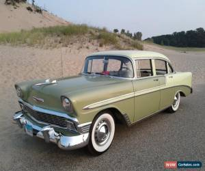 Classic 1956 Chevrolet Bel Air/150/210 4 door sedan for Sale