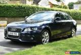 Classic 2008 Audi A4 SE 1.8 TFSI low mileage, FSH with 10 months MOT for Sale