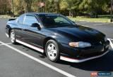 Classic 2002 Chevrolet Monte Carlo for Sale
