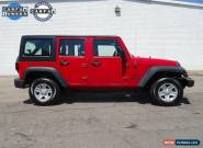 2014 Jeep Wrangler 4x4 Sport RHD for Sale