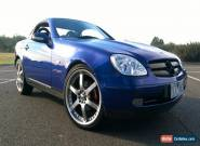 Mercedes SLK AMG 2.3Lt SUPERCHARGED CONVERTIBLE for Sale