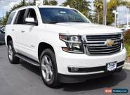 2019 Chevrolet Tahoe Premier for Sale