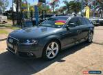 2008 Audi A4 B8 8K Grey Automatic A Wagon for Sale