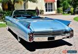 Classic 1960 Cadillac Series 62 for Sale