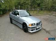BMW 328I SPORT , MANUAL, M50 MANIFOLD, LONG MOT , E36 ,NO PX,NO SWAP, NO RESERVE for Sale