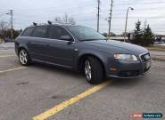 Audi: A4 S-Line for Sale