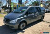 Classic 2011 Mercedes-Benz Vito 639 113CDI Grey Automatic A Van for Sale