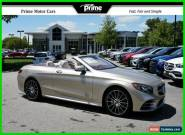 2019 Mercedes-Benz S-Class S 560 for Sale