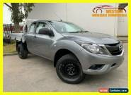 2016 Mazda BT-50 UR0YF1 XT Hi-Rider Cab Chassis Freestyle 4dr Man 6sp 4x2 142 M for Sale
