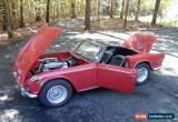 Classic 1968 Triumph TR250 for Sale