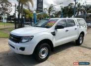 2013 Ford Ranger PX XL White Automatic A Utility for Sale
