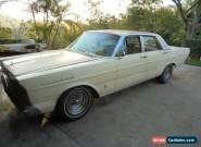 1965 FORD GALAXIE 390 FE BIG BLOCK 4V AUTO 1 OWNER RUST FREE CALIFORNIA CAR  for Sale