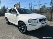 2014 Volvo XC90 P28 D5 White Automatic A Wagon for Sale
