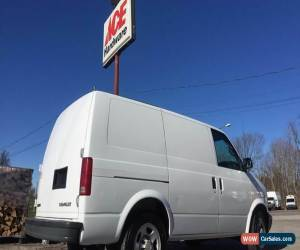 Classic 2005 Chevrolet Astro Base 3dr Extended Cargo Mini Van Minivan 3-Door for Sale