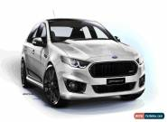 FORD FGX XR8 SPRINT 2016 LIMITED EDITION MANUAL for Sale