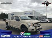 2019 Ford F-150 XLT Black Widow Lifted Truck Armed Forces Edit for Sale