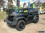 2012 Jeep Wrangler JK Sport Black Manual M Softtop for Sale