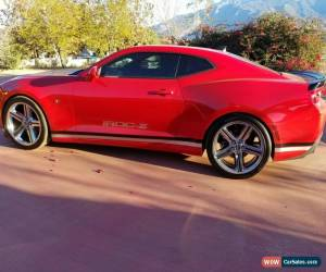 Classic 2018 Chevrolet Camaro for Sale