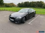BMW 5 Series 2.0 520d BluePerformance M Sport 4dr for Sale
