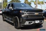 Classic 2019 Chevrolet Silverado 1500 High Country for Sale