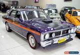 Classic 1971 Ford Falcon XY GT Manual 4sp M Sedan for Sale
