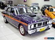 1971 Ford Falcon XY GT Manual 4sp M Sedan for Sale