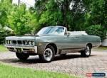 1969 Dodge Polara for Sale