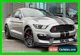 Classic 2020 Ford Mustang GT350R for Sale