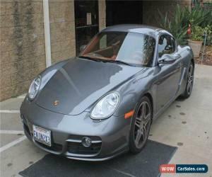 Classic 2007 Porsche Cayman S for Sale