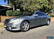 2006 Mercedes-Benz S500 5.5 7G-Tronic RARE BRABUS EDITION + FULLY LOADED for Sale