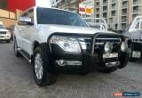 Classic 2016 Mitsubishi Pajero NX MY17 GLX LWB (4x4) White Automatic 5sp A Wagon for Sale