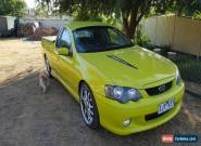 2004 BA XR8 FORD FALCON UTE for Sale